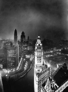 Old time #Chicago