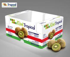 "Diseño de Packaging ""Tropical Argentina"""