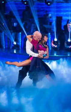 Strictly Come Dancing 2014: Week 7 - Jake Wood and Janette Manrara