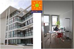 Siège de Vinci, Lyon (2009) Conception de l'éclairage naturel et artificiel, dimensionnement des façades et protection solaires, optimisation du confort visuel et de l'énergie consommée dans les bureaux