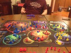 Risk Starcraft Edition