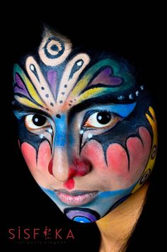 colour make up by sisfika