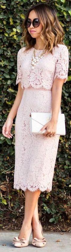 23 Summer Lace Shift Dress To Try | Latest Outfit Ideas