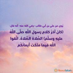 الصلاة هي حلقة الوصل بين الإنسان وربه