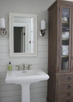Crazy Wonderful Diy Shiplap Girl S Bathroom Reveal
