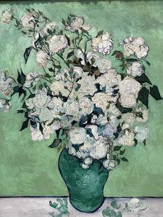 Roses By: Vincent van Gogh