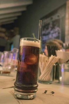 Fernet Branca & Coca cola
