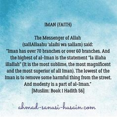 17 Best Hadith (English) images in 2019 | Hadith, Islam