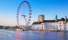 Go Mundo à london : ✈ 2 ou 3 nuits avec petits déjeuners et vols A/R à Londres: #LONDON En promo à 185.00€ En promotion à 185.00€.