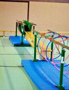 Pedalo e. Leer Bewegungslandschaft Pedalo e. Toddler Sports, Kids Sports, Preschool Gymnastics, Kindergarten Projects, Kids Gym, Fall Art Projects, Pretty Kids, Soccer Coaching, Sports Activities