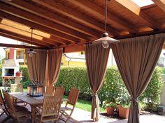 Pergola Attached To House Privacy Screens – – - Terrasse Backyard Gazebo, Hot Tub Gazebo, Patio Roof, Pergola Patio, Pergola Plans, Pergola Kits, Gazebo Ideas, Patio Ideas, Garden Ideas