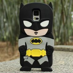 Black batman samsung galaxy s5 case,  samsung galaxy s2 t989