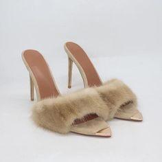 Peep Toe Mules, Heeled Mules, Heeled Sandals, Shoes Sandals, Bridal Shoes, Bridal Footwear, Tie Up Heels, High Heels, Nude Socks