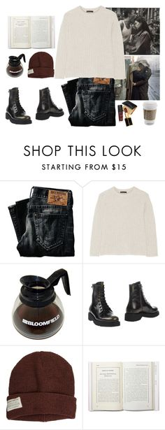 """i got fake people showin' fake love to me"" by michcouture on Polyvore featuring True Religion, The Row, Prada Sport, Krochet Kids and Tom Ford"