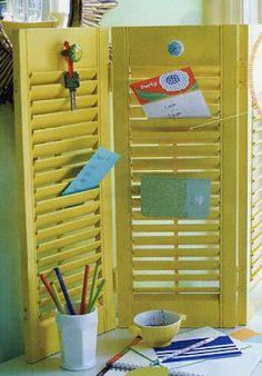 10 divisori e separe' per la casa a costo zero dal riciclo creativo
