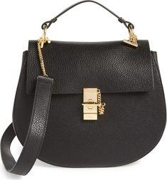 a8d17526e61b  Drew - Medium  Leather Crossbody Bag