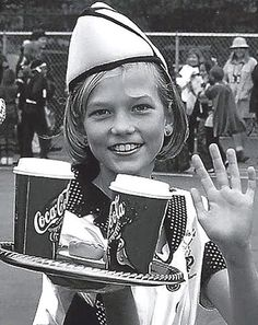 Young Karlie Kloss
