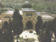 masjid al-aqsha yg asli