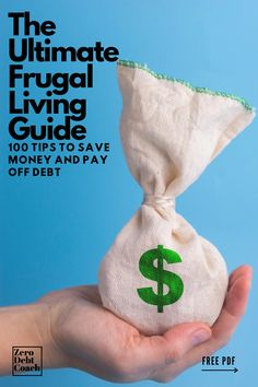 Frugal Living Tips, Frugal Tips, Saving Ideas, Money Saving Tips, Ways To Save Money, How To Make Money, Financial Tips, Financial Planning, Thing 1