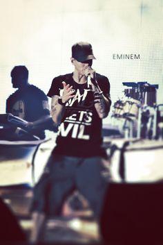 Eminem @ Lollapalooza 2011 (Chicago, IL)