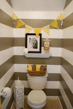 Neem het toilet mee bij het inrichten en decoreren van je huis. Ook in het kleinste kamertje kun je je woonstijl doorvoeren.
