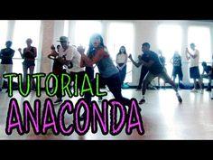 ▶ ANACONDA - Nicki Minaj Dance TUTORIAL | @MattSteffanina Choreography (How To Dance) - YouTube