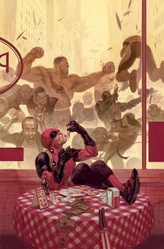 Comics Illustrator of the Week: Julian Totino Tedesco | ILLUSTRATION AGE
