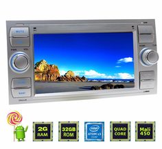 Joying Android 5.1 Car Multimedia Player For Ford Focus C-Max S-Max Fusion Connect Fiesta Galaxy Mondeo Car Radio Head Unit
