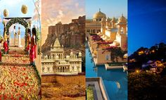 Famous Destination wedding places in India