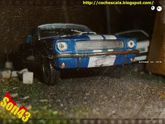 Son43: Ford Mustang Shelby 350 gt