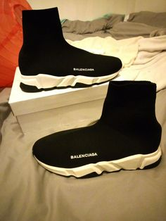 7f7b8653f912 Balenciaga speed trainer Size EUR40 NEW !!! Baskets shoes sneakers homme  femme
