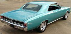 1967 Chevrolet Chevelle SS427