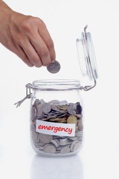 TIPS FOR BUILDING AN EMERGENCY FUND | Building an emergency fund may not be easy, but it is one of the more important steps you can take to take control of your finances.