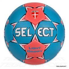 Select Solera 2012 Handball Blue
