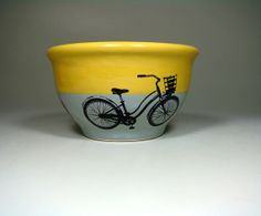 Liam would love this... http://www.etsy.com/listing/72249575/medium-bowl-speedy-delivery-honey?ref=fp_treasury_7 #etsy