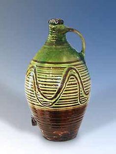 Picture Gallery for Michael Cardew Earthenware, Stoneware, Antique Pottery, Simple Minds, Pottery Studio, Tea Bowls, Ceramic Art, Sculpture, Pottery Ideas