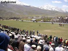 Polo at Shandur, Chitral Pakistan