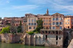 Albi, l'autre ville rouge non loin de Toulouse