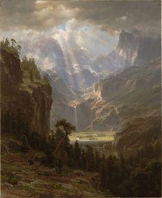 Le Prince Lointain: Albert Bierstadt