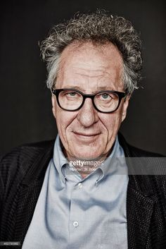 Actor Geoffrey Rush is photographed for SAG Foundation on February 14, 2014 in Los Angeles, California.
