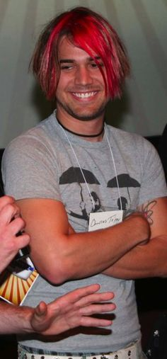 Charles Trippy circa 2006 . Around the first time I heard of Charles. But the hair really charles