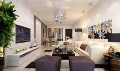 white-wall-room-decor-on-combined-white-ceramic-floor-and-enchanting-entertainment-center-luxury-rectangular-interior-designs-livingroom-contemporary-minimalist-living-room-designs-ideas