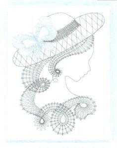 Дамы Scrap Quilt Patterns, Bobbin Lace Patterns, Irish Crochet, Crochet Lace, Lacemaking, Parchment Craft, Point Lace, Needle Lace, Celtic Designs