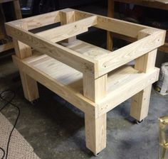 Custom Large Big Green Egg Table By Cre8iveconcrete On Etsy