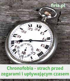 chronofobia - nie bój się upływu czasu!