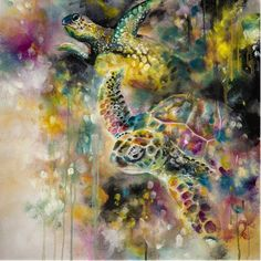 Katy Jade Dobson is a UK based oil painter from Yorkshire. Katy Jade Dobson uses a number of mediums to paint her amazing pieces. Marine Conservation Society, A Level Art Sketchbook, Oil Painters, Wildlife Art, Limited Edition Prints, Mammals, Amphibians, Reptiles, Watercolor Art