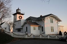 My hometown is Beverly MA- I've had lighthouse around me all my life- love this one- Hospital Point. Lighthouse Beverly, MA-