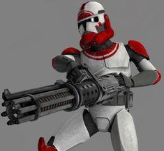 31st Trooper 'Zen' (Phase 2) by RedMan132