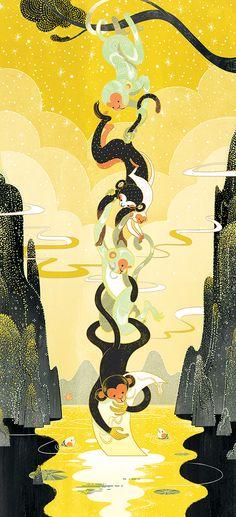 Victo Ngai... | Kai Fine Art