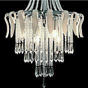 Modern lyx Elegant 6 ljus hängande i Flower D... – SEK Kr. 2,136